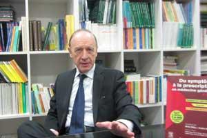 Interview du Professeur Olivier Blétry sur son ouvrage