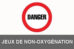 Les « jeux de non-oxygénation » chez les jeunes collégiens français