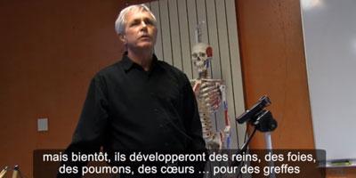 Thomas Myers : conférence d'enseignement sur les fascias