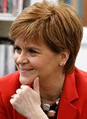 Rt Hon Nicola Sturgeon MSP