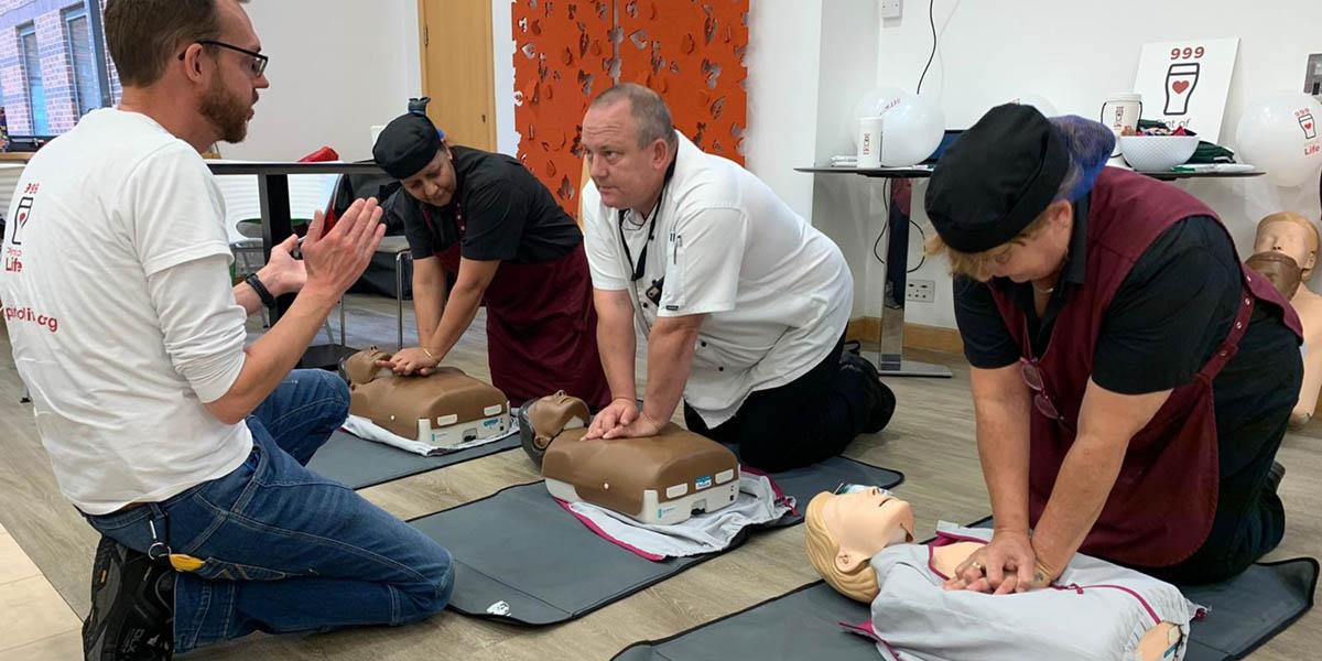 Lifesaving working at Elsevier