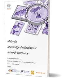 Malaysia: Knowledge destination for research excellence - Resource library | Elsevier