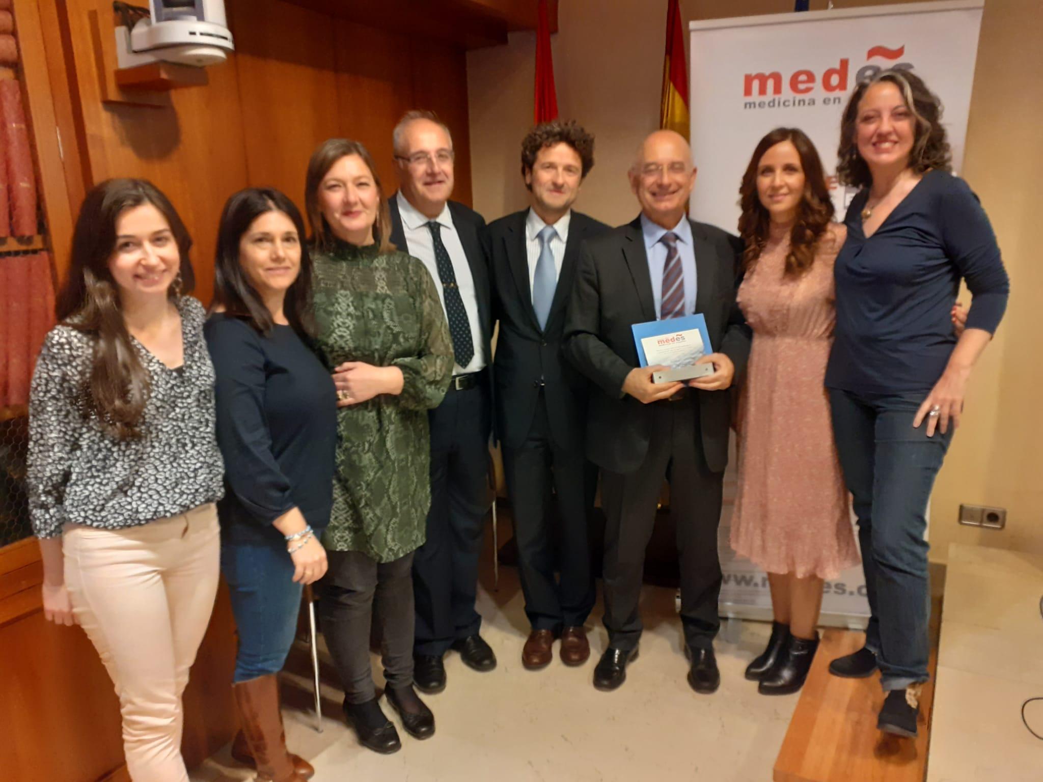 Revista Española de Cardiología recibe el Premio MEDES por su promoción del español como lengua de conocimiento biomédico