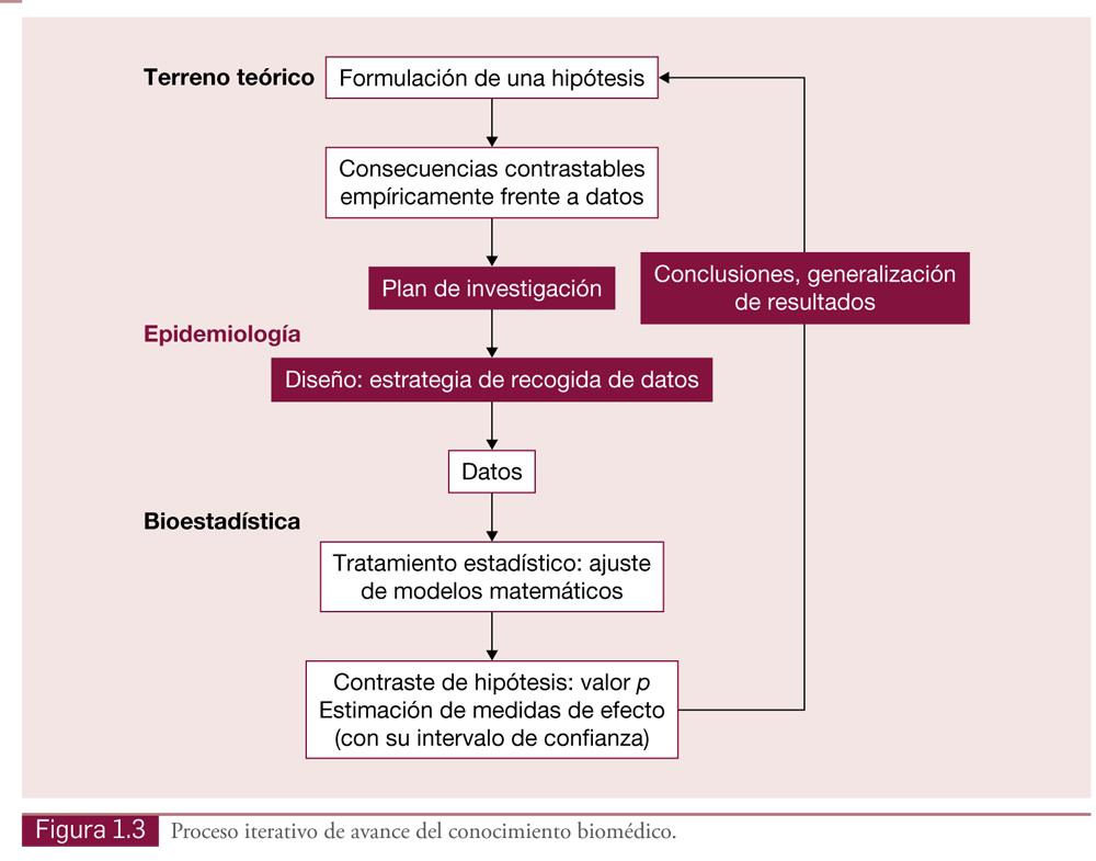 Proceso biomédico