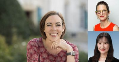 3 leading women in research on Elsevier's gender report findings