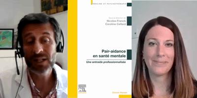 Pair-aidance : interview de Nicolas Franck et Caroline Cellard