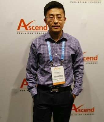 Dr. Yuan at the Ascend National Convention