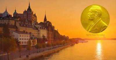 Nobel Prize image 2020
