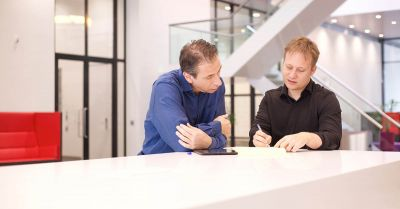 3 factors for a successful university-business collaboration