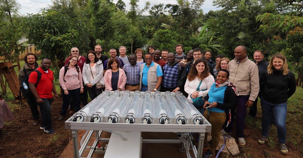North-South collaboration in Uganda