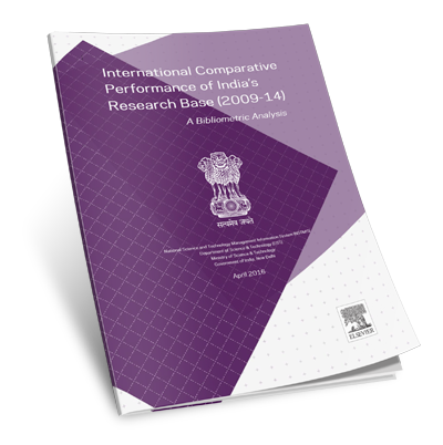 International Comparative Performance of India's Research Base (2009-2013): A Bibliometric Analysis thumbnail