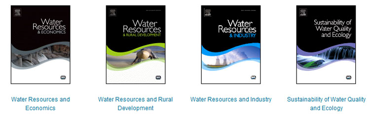 New water journals at Elsevier