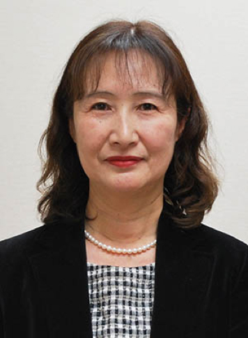 Miyoko O. Watanabe, Deputy Executive Director, Office for Diversity and Inclusion, Japan Science and Technology Agency.
