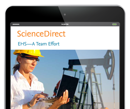 Interview with an Environmental Manager at a Leading Specialty Chemicals Firm - ScienceDirect | Elsevier Solutions