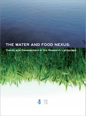 Elsevier produced this report in collaboration with the Stockholm International Water Institute. Download it here.