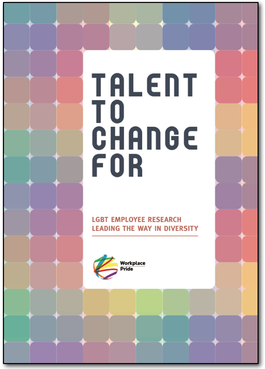 Study: Talent To Change For