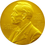 Nobel medal ®The Nobel Foundation