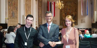 Helping PhD students collaborate internationally with Fulbright-Elsevier partnership