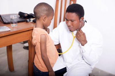 Allergies are on the rise in Africa but there aren't enough specialists to treat them