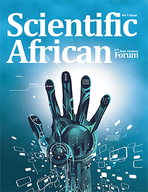 Scientific African — a pan-African, flagship scientific journal for African researchers