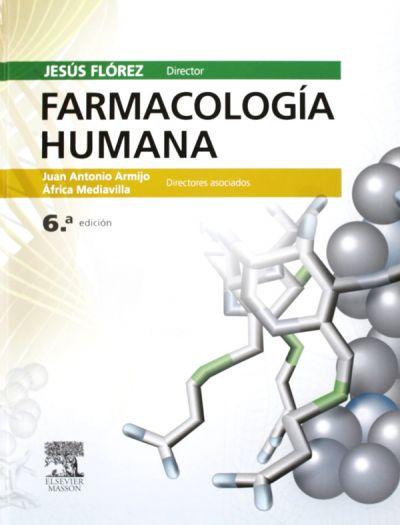 Reseña bibliográfica: 'Farmacología Humana' (VI edición)