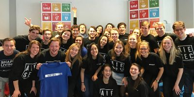 Millennials don't trust businesses to tackle the SDGs — can Elsevier change that?