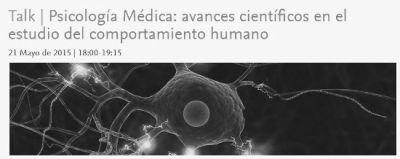 Próxima edición de Elsevier Talks: Psicología Médica