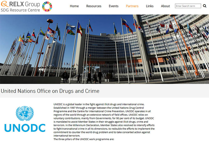 The SDG Resource Centre features extensive content from our partners, including the UN.