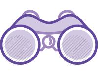 binoculars illustration | Elsevier
