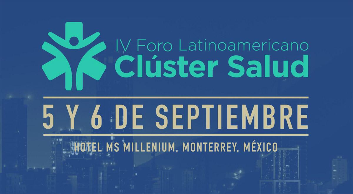 IV Foro Latinoamericano Clúster Salud: última hora sobre los grandes desafíos y avances tecnológicos del sector