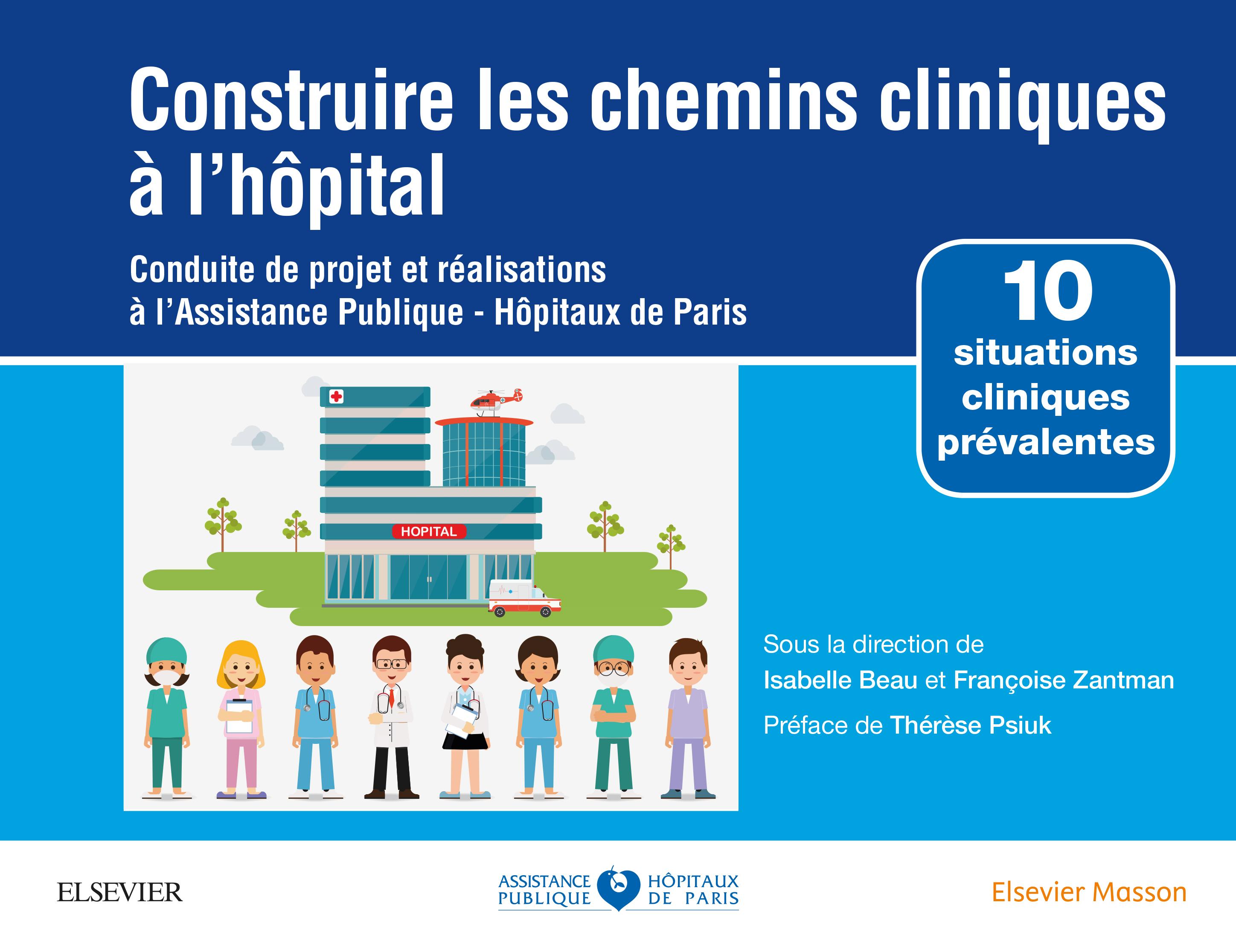 chemins cliniques à l'hopital