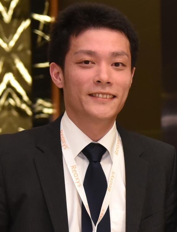 Portrait of Shinnosuke Uno | Elsevier