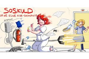 L'artiste SoSkuld nous parle de ses dessins et de son ancien travail d'AS