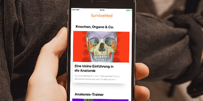 SurviveMed App