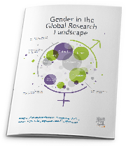 Gender in the global research landscape
