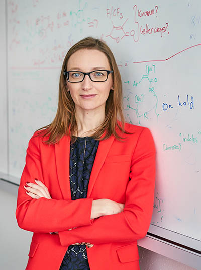 Prof. Cristina Nevado, PhD, of the University of Zurich