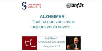 MOOC sur la maladie d'Alzheimer