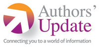 Authors' Update logo