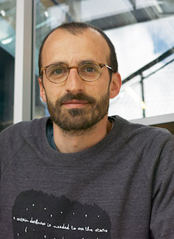 Filipe Branco dos Santos, PhD, is Assistant Professor of Molecular Microbiology at the University of Amsterdam Swammerdam Institute for Life Sciences.