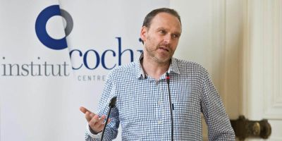 Q&A with Mark Scott, winner of the Cochin Institute-Elsevier Innovation Prize