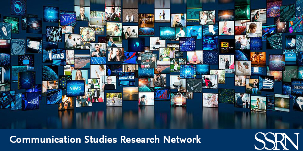 Communication Studies Research Network - SSRN | Elsevier