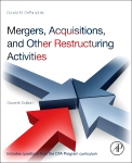Mergers acquisitions restructuring activities