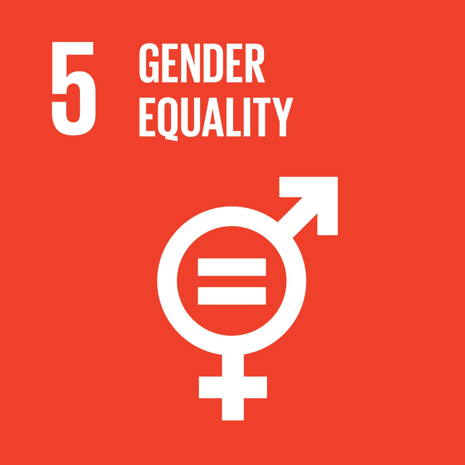 SDG 5 - Gender Equality