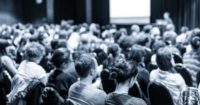 Top tips on conquering conferences