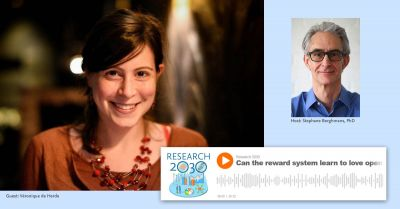 Research 2030 podcast: Can the reward system learn to love open science? Part 2 with Véronique de Herde