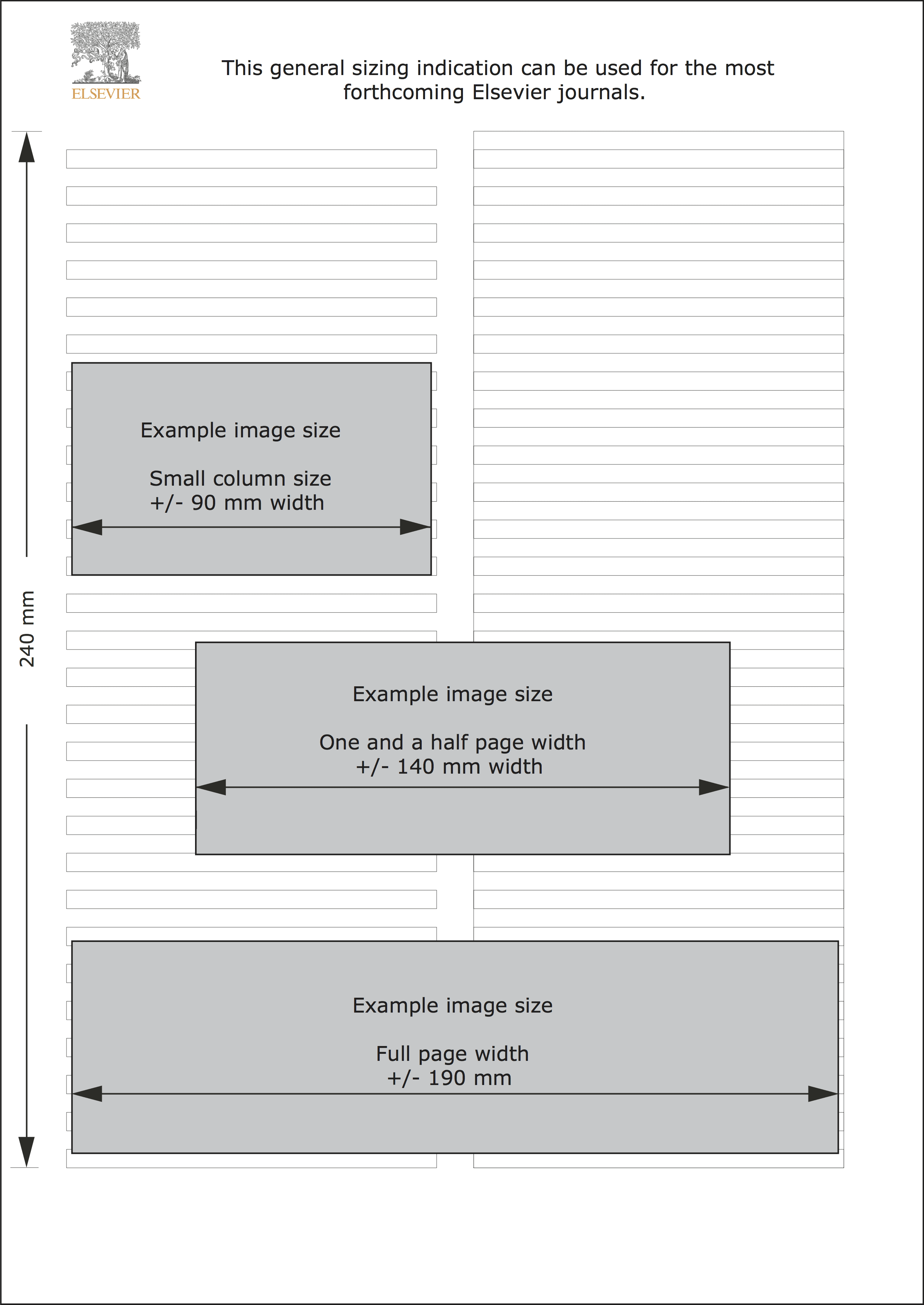 Artwork sizing examples