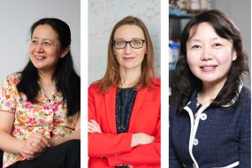 In conversation with successful women in chemistry