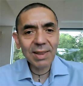 Prof Uğur Şahin, MD