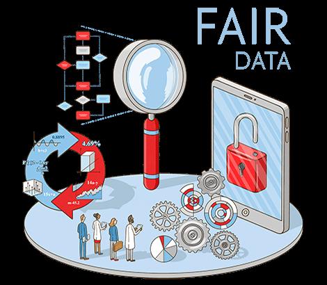 FAIR data illustration
