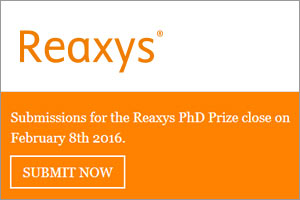 Are you Reaxys PhD Prize material?